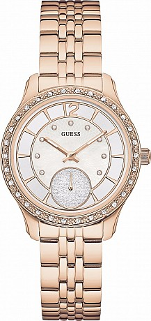 Guess Ladies W0931L3 Dress Whitney