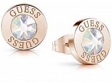 Guess UBE78096 náušnice Shiny Crystals Original