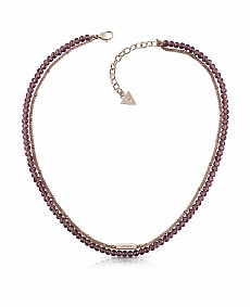 Guess UBN28045 řetízek Necklace Guess Uptown Chic