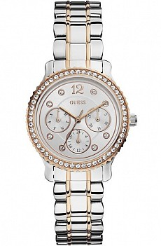 Guess Ladies W0305L3 Dress ENCHANTING