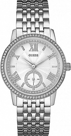 Guess Ladies W0573L1 Dress GRAMERCY