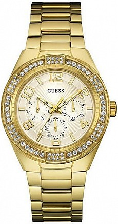 Guess Ladies W0729L2 Sport LUNA