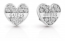 Guess UBE83142 náušnice - MY DARLING (Earrings - SILVER)