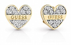 Guess UBE83143 náušnice - MY DARLING (Earrings - GOLD)