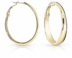 Guess UBE84038 náušnice HOOPS I DID IT AGAIN (gold)