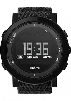 Suunto Essential Ceramics Black Textile