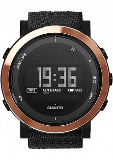 Suunto Essential Ceramics Copper Black Textile