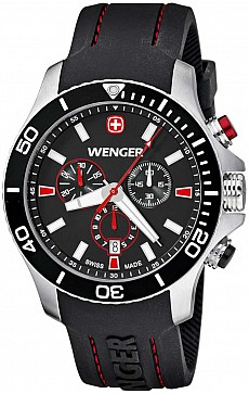 Wenger Sea Force 01.0643.102 Sport Dynamic Chrono