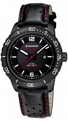 Wenger Sport Dynamic 01.0851.123 Roadster Black Night