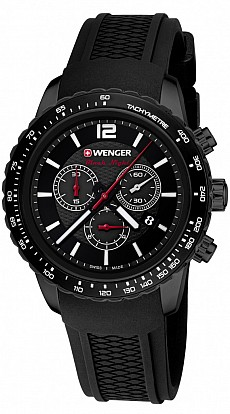 Wenger Sport Dynamic 01.0853.109 Roadster Black Night Chrono