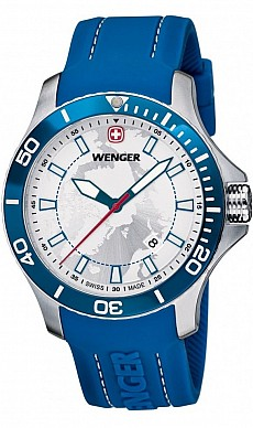Wenger Sea Force 01.0641.112 Sport Dynamic Arctic Light