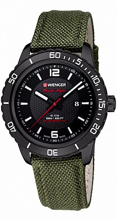 Wenger Sport Dynamic 01.0851.125 Roadster Black Night