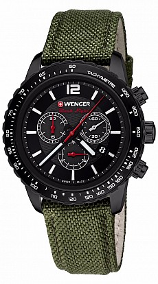 Wenger Sport Dynamic 01.0853.110 Roadster Black Night Chrono