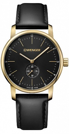 Wenger Classic 01.1741.101 Urban Classic small second
