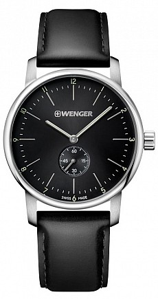 Wenger Classic 01.1741.102 Urban Classic small second