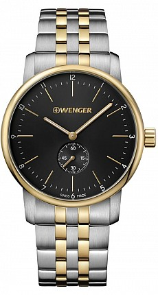 Wenger Classic 01.1741.104 Urban Classic small second