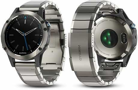 03dd71925f2 Garmin Quatix5 Sapphire Optic s GPS (jachtařské hodinky)