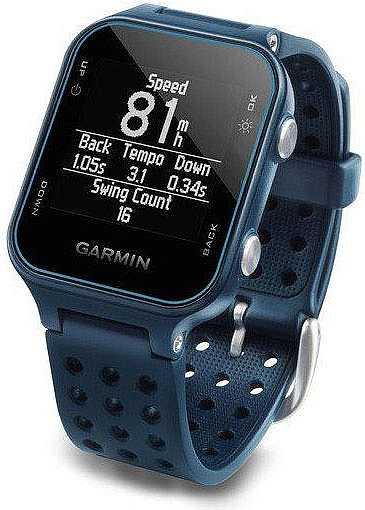 275e591bcae Garmin Approach S20 Blue Lifetime s GPS
