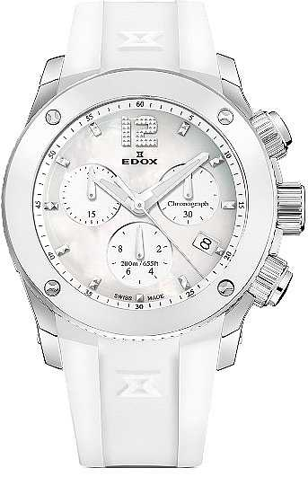 Edox Chronoffshore-1 10411 3B NAIN Chronolady cf8730e1a9