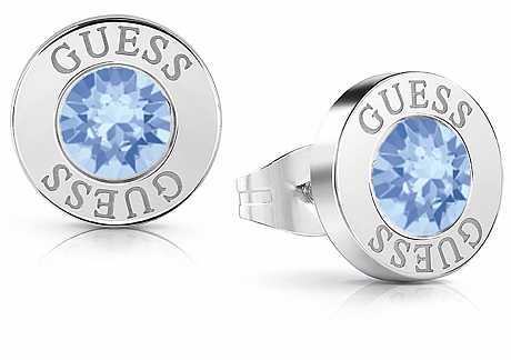 Guess UBE78097 náušnice Shiny Crystals Original 0953670197e
